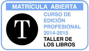 Máster de Edición en Madrid y Barcelona. Editoriales Independientes. Trabajar como editor en Madrid y Barcelona.