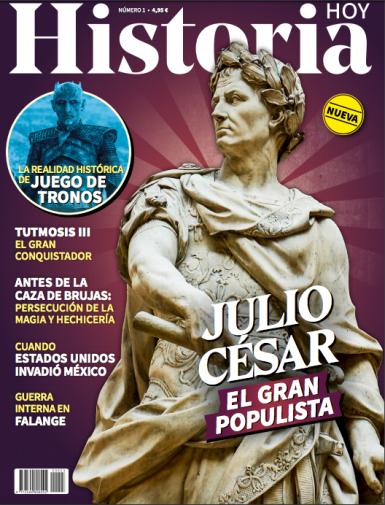 Revista de historia Historia Hoy divulgación histórica
